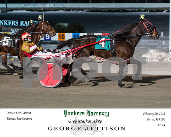 20150220 Race 10- George Jettison