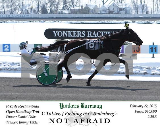 2015022 Race 3- Not Afraid