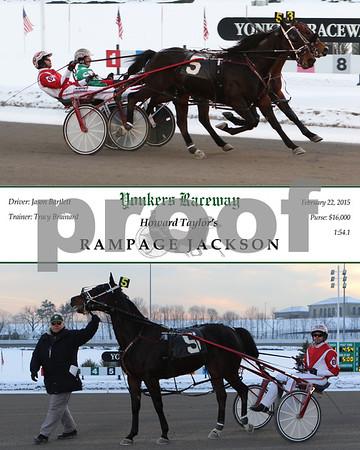 2015022 Race 11- Rampage Jackson