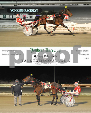 20150223 Race 4-Talktomecourage N