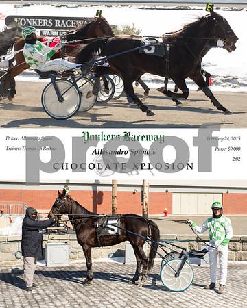 20140224 Race 2- Chocolate Xplosion