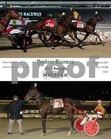 20150226 Race 5- Mikeleh