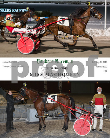 20150226 Race 2- Miss Machqueen
