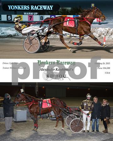 20150226 Race 10- RD IOU