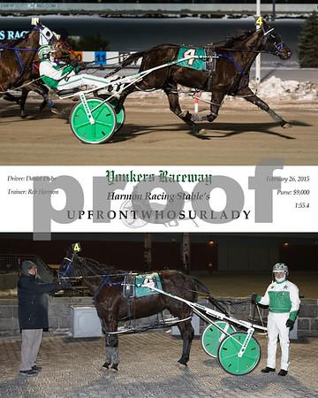 20150226 Race 1- Upfrontwhosurlady