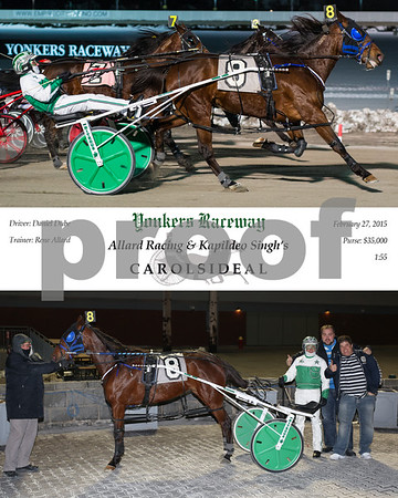 20150227 Race 6- Carolsideal