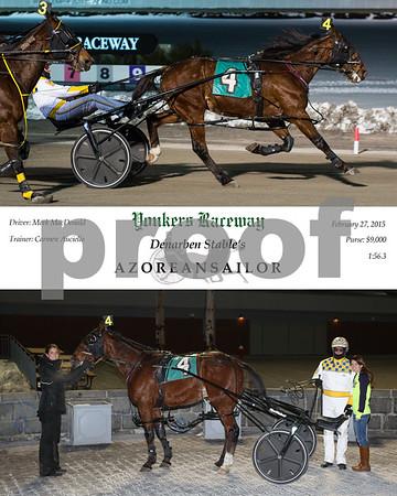 20150227 Race 3- Azoreansailor