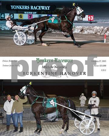 20150227 Race 9- Burkentine Hanover