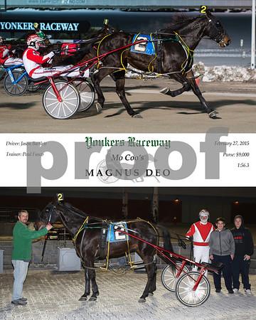 20150227 Race 1- Magnus Deo