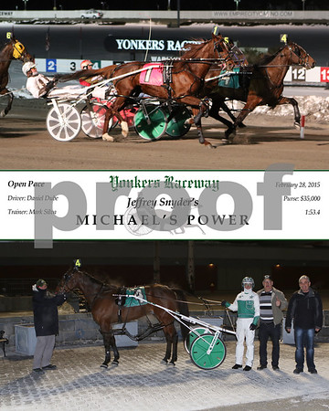 20150228 Race 6- Michael's Power