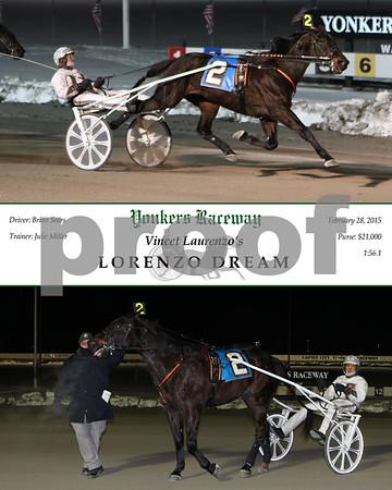 20150228 Race 11- Lorenzo Dream