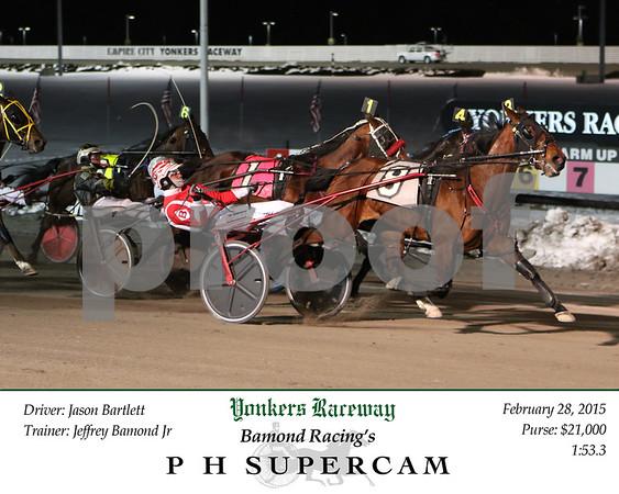 20150228 Race 12- P H Supercam