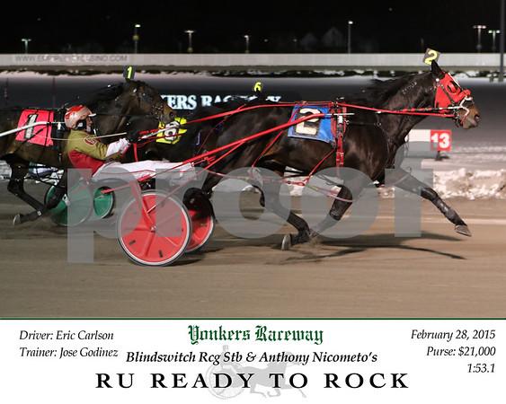 20150228 Race 9- RU Ready To Rock