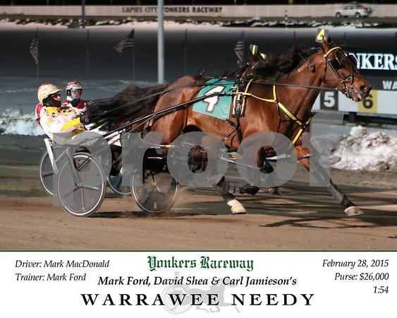 20150228 Race 8- Warrawee Needy