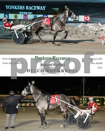 20150205 Race 9- Delco Rocknroll