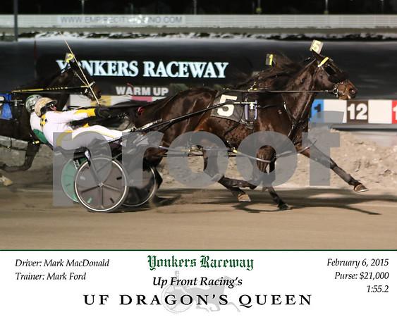 20150206 Race 8- Uf Dragon's Queen