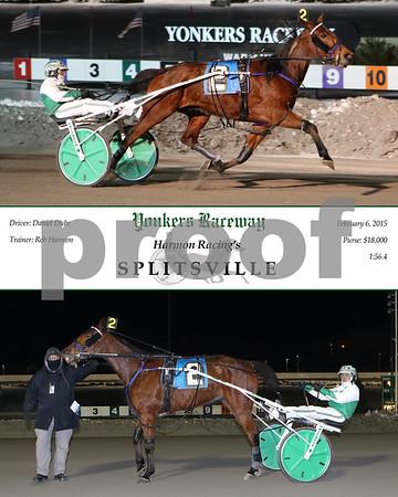 20150206 Race 9- Splitsville