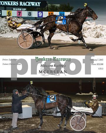 20150207 Race 7- McErlean