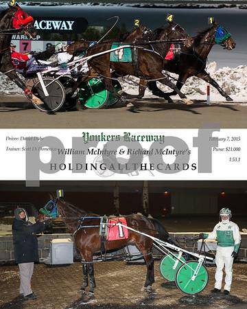 20150207 Race 9- Holdingallthecards