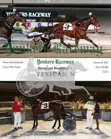 20150110 Race 10- Texican N