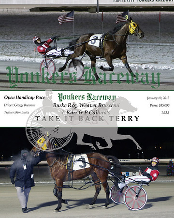 20150110 Race 6- Take It Back Terry
