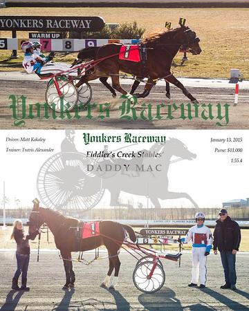 20150113 Race 5- Daddy Mac