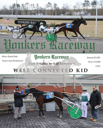 01202015 Race 2 - Well Connected Kid