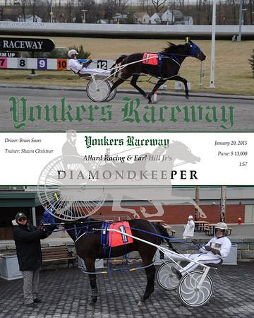 01202015 Race 6 - Diamondkeeper