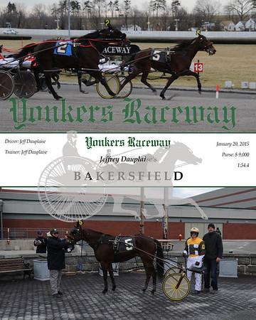 01202015 Race 5 - Bakersfield