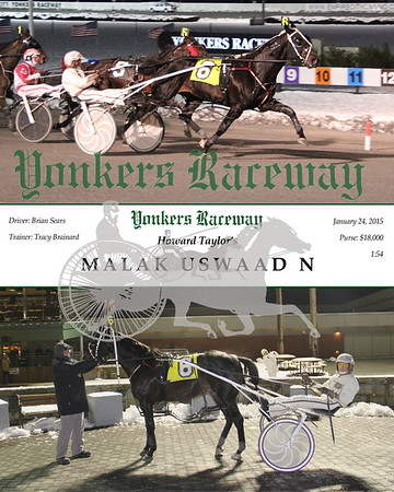 01242015 Race 4 - Malak Uswaad N