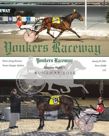 20150129 Race 1-Runaway Rose