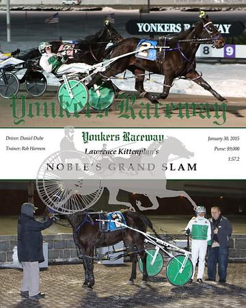 20150130 Race 3- Noble's Grand Slam