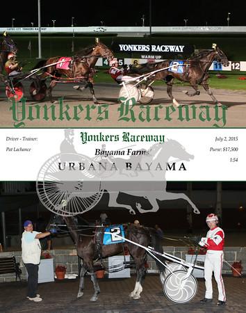 20150702 Race 10- Urbana Bayama