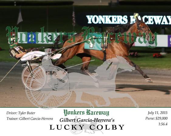 20150711 Race 11- Lucky Colby