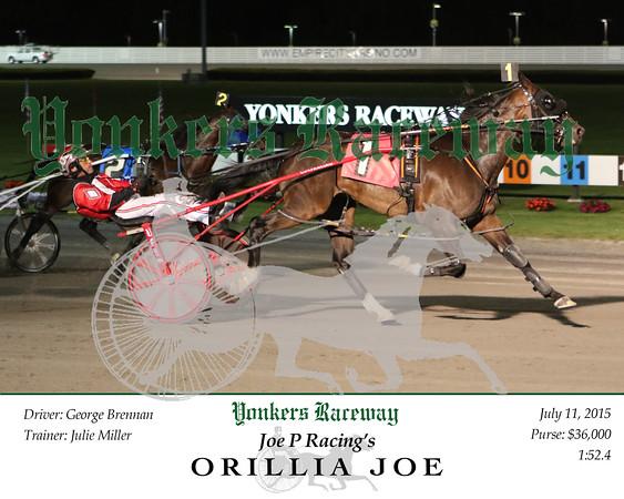 20150711 Race 10- Orillia Joe