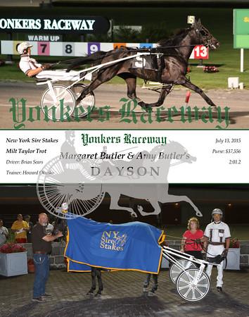 20150713 Race 7- Dayson