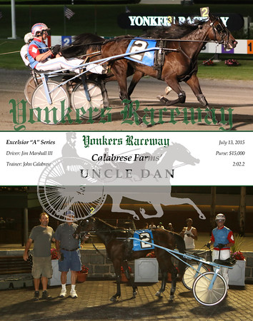 20150713 Race 6- Uncle Dan