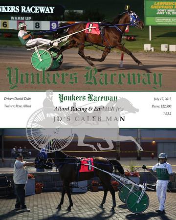 20150717 Race 5- JD's Caleb Man