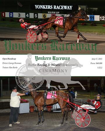 20150717 Race 6- Cinamony