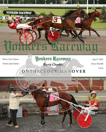 20150717 Race 3- Ontheclock Hanover