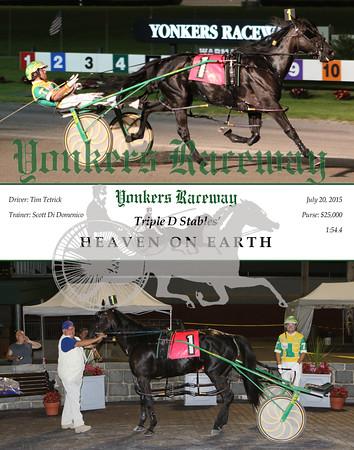 20150720 Race 6- Heaven On Earth