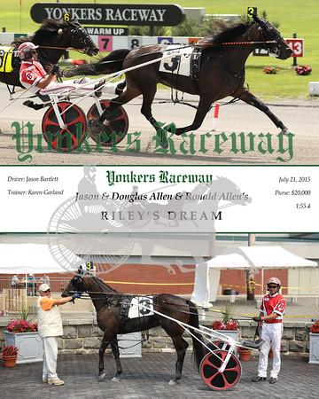 20150721 Race 4- Riley's Dream