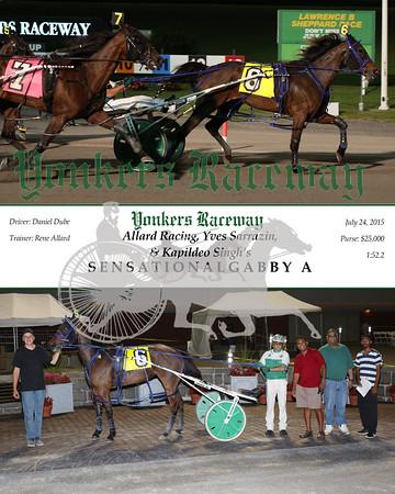 20150724 Race 11- Sensationalgabby A