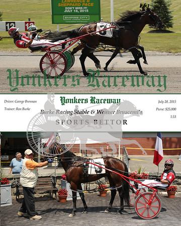 20150728 Race 3- Sports Bettor