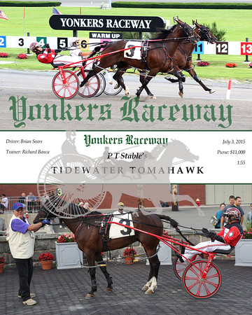 20150703 Race 1- Tidewater Tomahawk