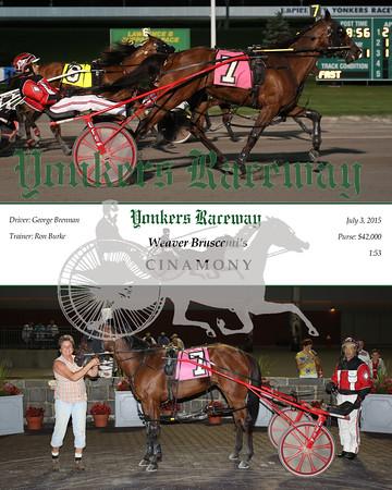 20150703 Race 6- Cinamony