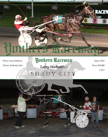20150706 Race 6- Shady City