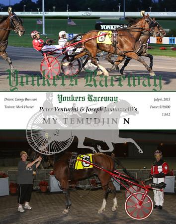 20150706 Race 5- My Temudjin N
