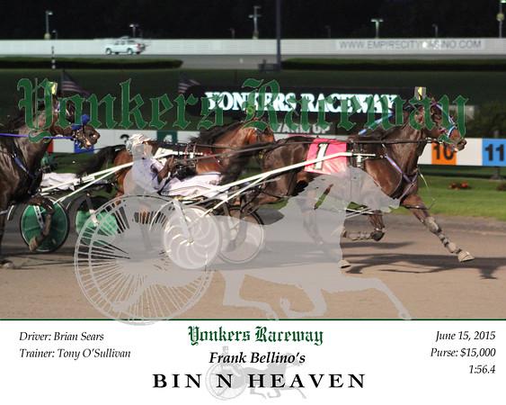 20150615 Race 5- Bin N Heaven