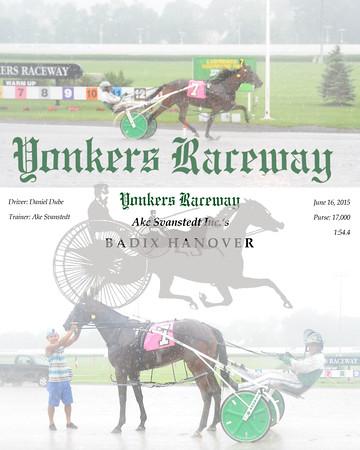 20150616 Race 5 - Badix Hanover